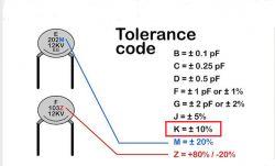 Technics Sb-A51 - Rozpoznanie kondensatora lub zamiennik