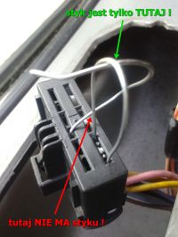 Renault Trafic - diagnoza usterki szyb elektrycznych.