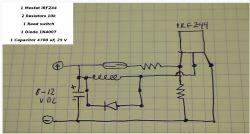 Sterowanie impulsem magnetycznym w wahadle kinetycznym