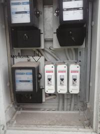 Przebudowa instalacji elektrycznej