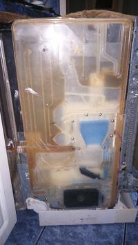 Zmywarka Bosch SPS 3047 - nie pobiera wody