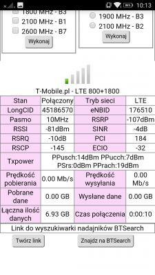 Antena LTE T-Mobile internet domowy