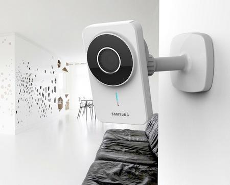Samsung SmartCam WiFi IP - bezprzewodowa kamera do nadzoru w czasie rzeczywistym