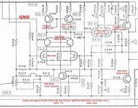 Technics SU-8880 - dobór nowych zamienników tranzystorów