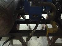 Kompresor przemysłowy napedzany ciągnikiem 2600l/min