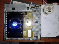 Aktywne obciążenie 20A 200W na tranzystorze MOSFET.