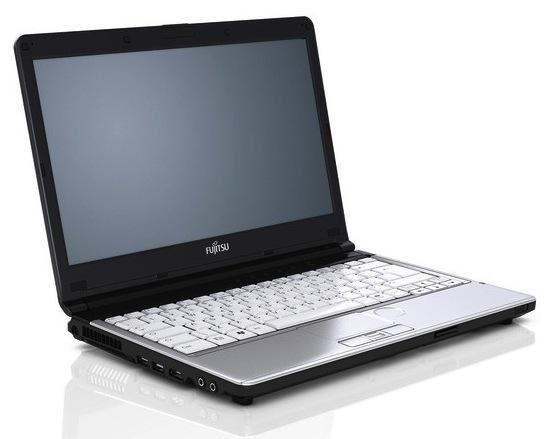 "Fujitsu S761 - notebook 13,3"" z Core i7, SSD, TPM o wadze 1,66 kg"