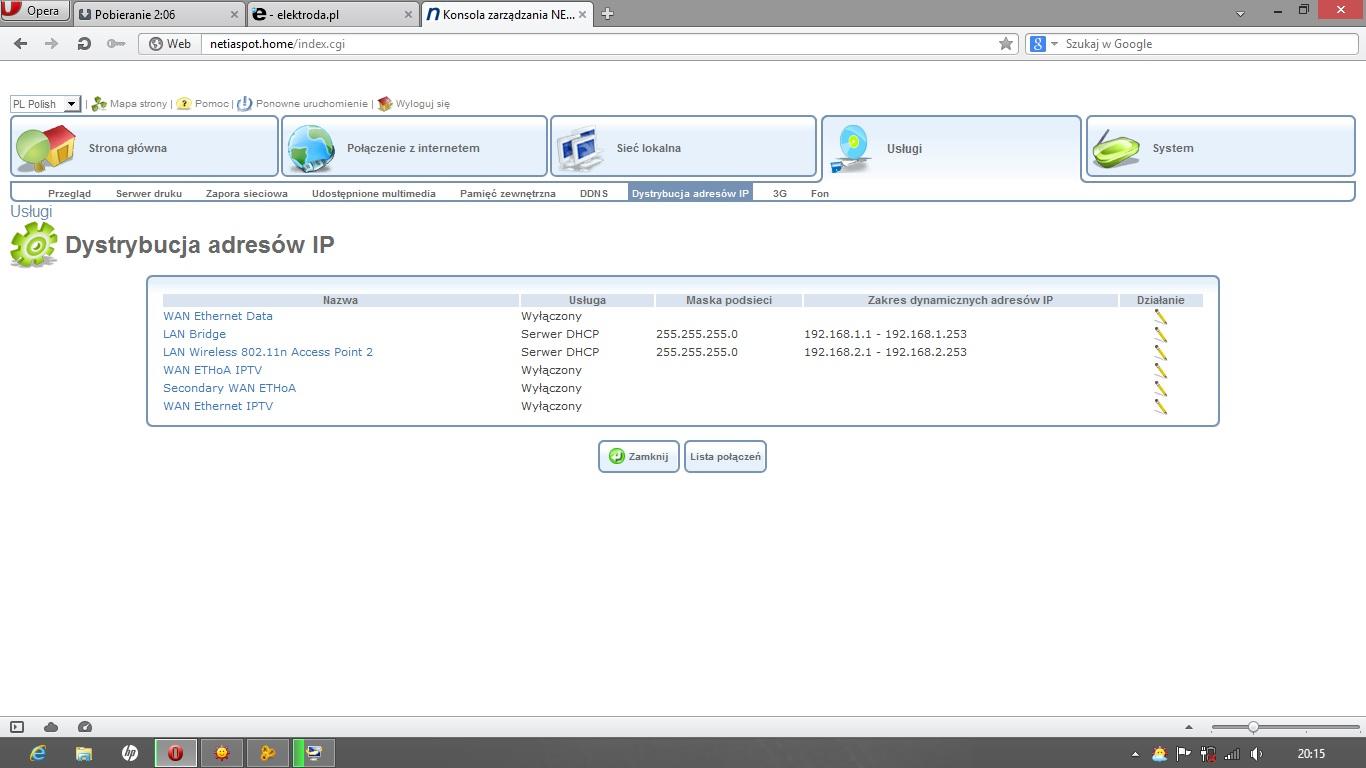 HP Pavilion g6 2230sw - WiFi cz�ste roz��czanie