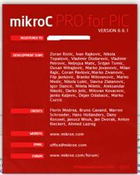 PIC18F4620 - Program skompilowany w nowszej wersji mikroC daje inne timingi