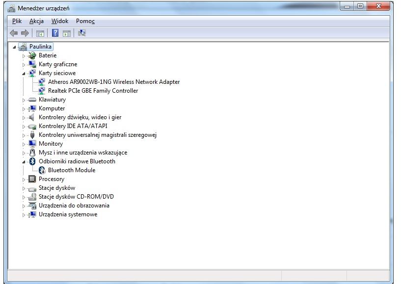 Atheros AR9002WB-1NG - ASUS K53SJ, nie wykrywa �adnych sieci bezprzewodowych