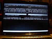 HP Pavilion dv6000 - Pocięty ekran, kilka ekranów