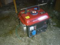 Prądnica za 300zł - nie obraca silnika miodarki