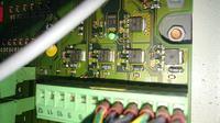 HMC 500.1 VL - Prasa hydrauliczna. Potrzebna DTR. Klapiący stycznik pompy.