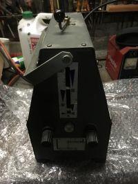 Cespa ET 100-5A, działanie wyjścia ładowania akumulatorów.