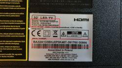 Blaupunkt 32/138M - Nie startuje, potrzebny firmware