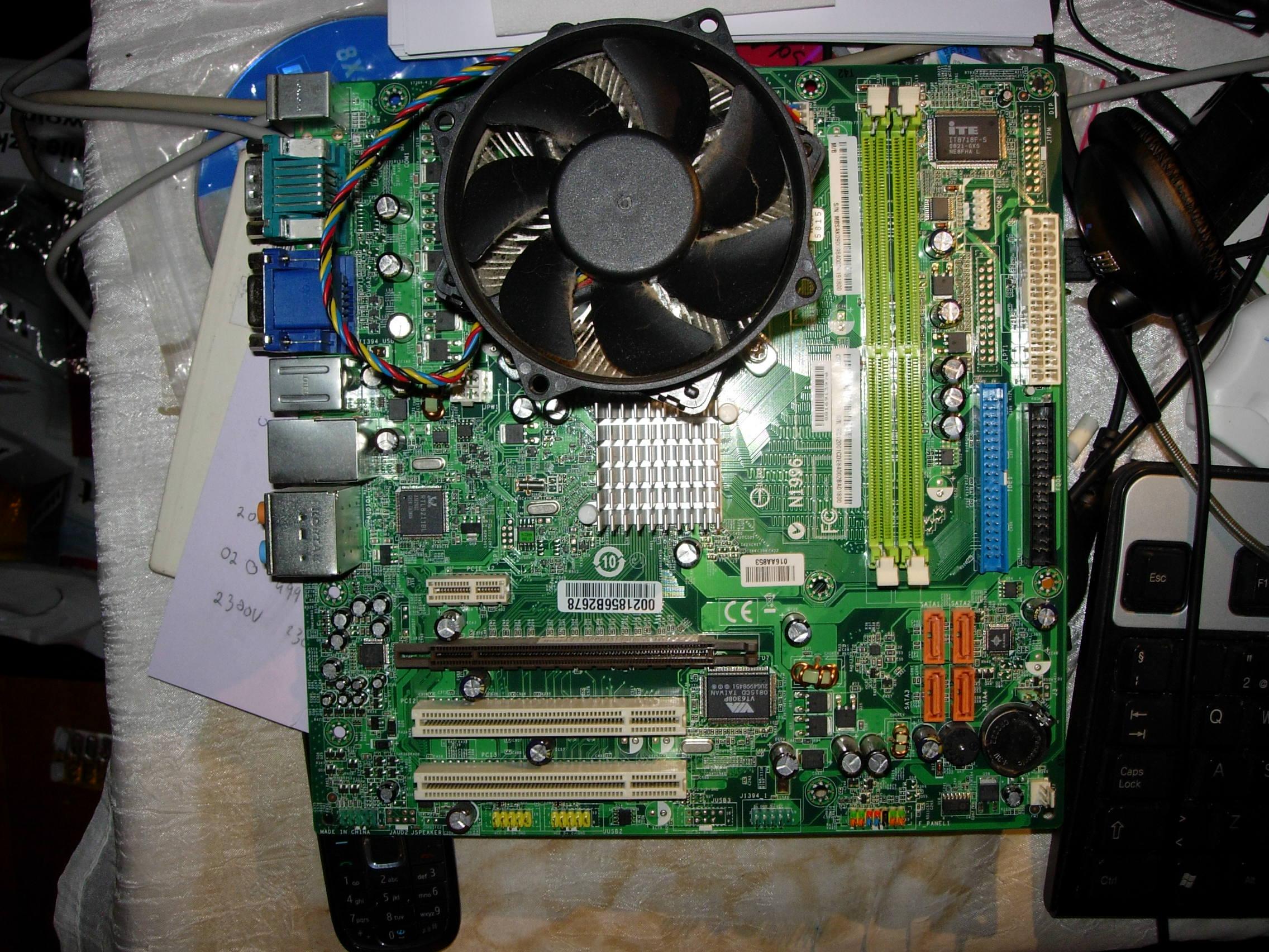 D33008 motherboard