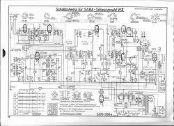 RADIO SABA 52 rocznik - Jak prawidłowo zrobić antenę