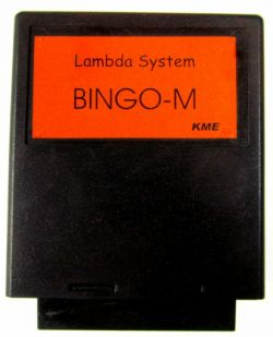 Passat B3 - Sterownik BINGO M - nie uruchamia się, przełącznik nie reaguje