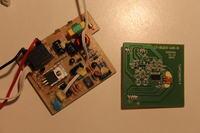 Electrolux Silent Power  - blender, brak sta�ych obrot�w, falowanie obrot�w
