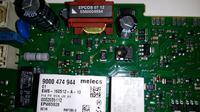 Pralka Siemens IQ500 WM14Q441 symbol układu scalonego bądź schemad układu