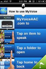 MyVoice - aplikacja w iPhonie dla ludzi chorych na autyzm