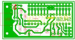 [Bascom] SWUSB - Klawiatura USB Atmega8