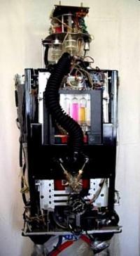 Robot ZEW- konstrukcja własna.