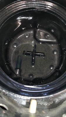 Citroen C5 mk2 2.0 HDI 138 FAP - nie odpala, ciśnienie paliwa 0 bar