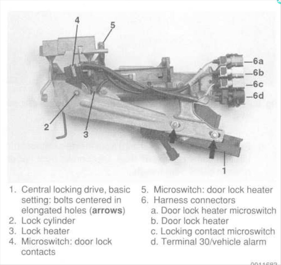 Bmw e34 modu� komfortu,centralny zamek, pob�r pr�du