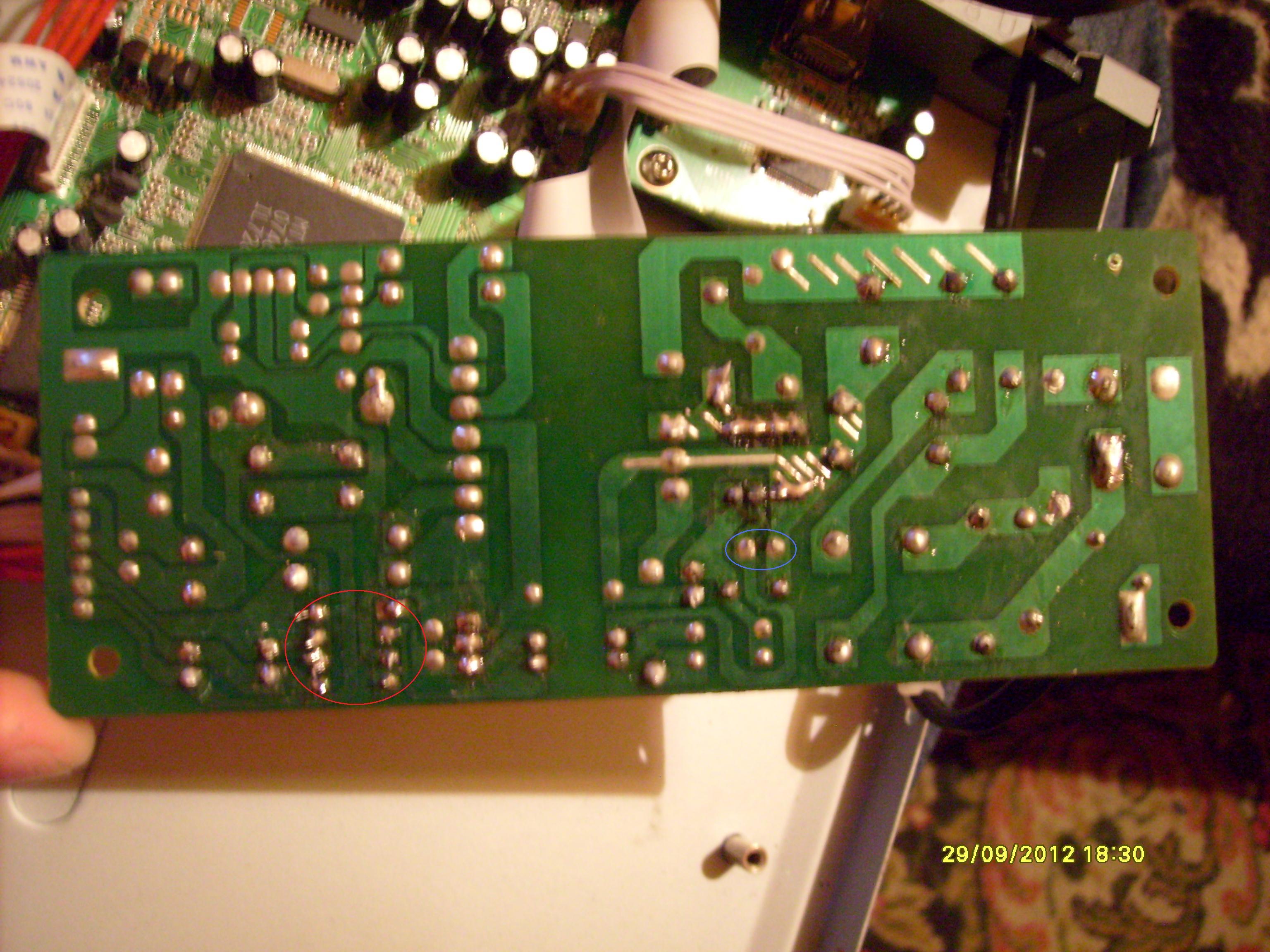 WIWA HD 280U - problem z dobiorem rezystor�w oraz kondensatora