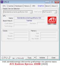 Wymiana procesora w Toshiba Satellite L30-134