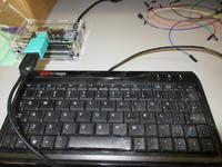 Interfejs klawiatury do Raspberry Pi