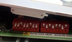 Siemens 2xSistore AX16 + CKA4820 +CCDA1425