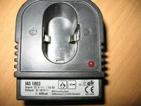 Jaki zasilacz do ładowarki baterii od wkrętarki 18V ?