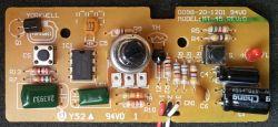 [Toster TO-40 750W] Analiza, naprawa i modyfikacja