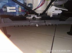Electrolux ESL74300LO - Cały czas chodzi pompa opróżniająca.