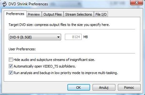 b��d przy pr�bie nagrywania filmu - nero - relokowanie plik�w