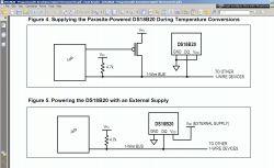 DS1820 - czujnik zaniża temperaturę