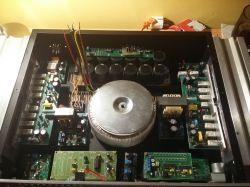 TERMINATOR-T1000-Holton 2*400 W z Bluetooth oraz IRD-ą