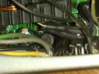Chieftec model: CFT-560-A12S brak zasilania wentylatora