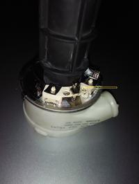 Zmywarka Whirlpool ADG7556/1-zwarcie na grzałkce