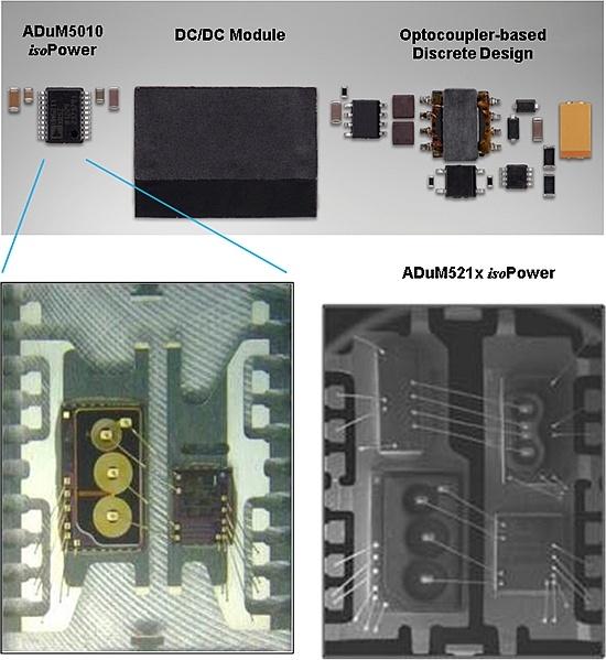 Scalone izolatory sygna�u i zasilania do aplikacji kontrolno-pomiarowych