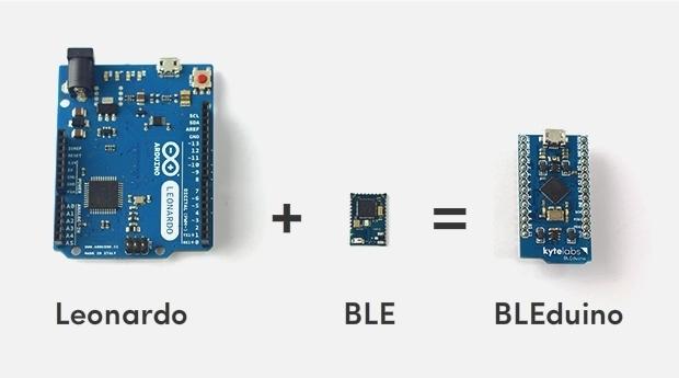 BLEduino czyli po��czenie Arduino z Bluetooth 4.0