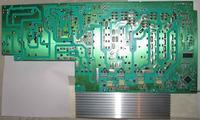 Płyta indukcyjna Bosch PIE875 e0 po załączeniu pól na lewym module foto