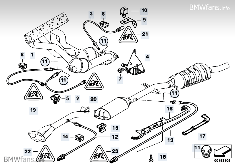 Bmw N42 Wiring Diagram : Bmw e ti n numeracja sond lambda elektroda pl