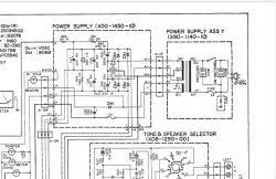 Kenwood KR-2400 - brak dźwięku w pozycji A/B , Spalone bezpieczniki i Diody pr.