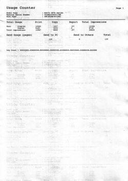 Samsung Xpress M2875ND - echo