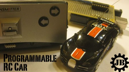 Kontrola pojazdu RC z poziomu komputera