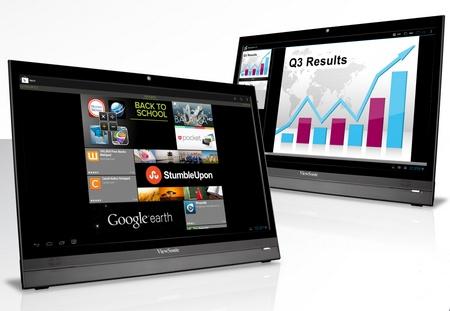 ViewSonic VSD220 Smart Display, czyli 22+calowy monitor/tablet z Androidem