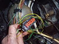 Citroen C4 pompa wspomagania-schemat.